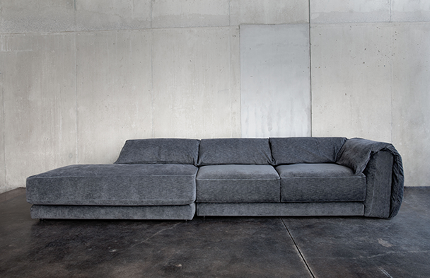 The New Heather Sofa